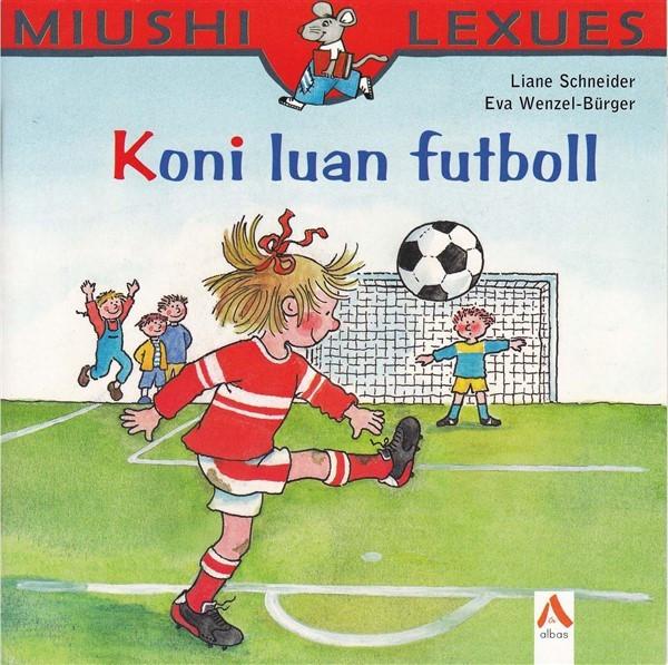 Koni luan futboll