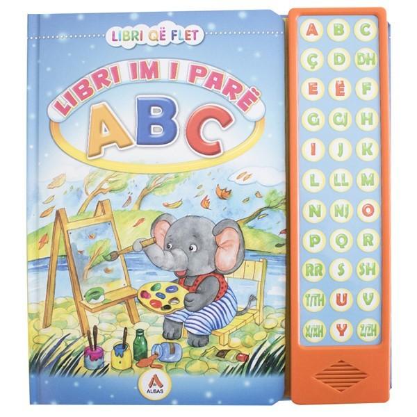 Libri im i parë ABC