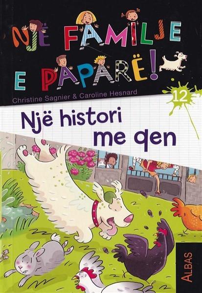 Nje histori me qen 12