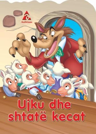 Ujku dhe 7 kecat