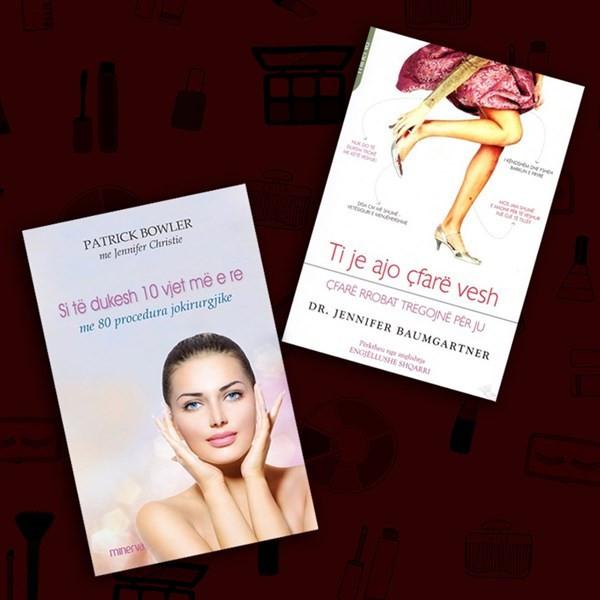 Bukuri femerore – set 2 libra