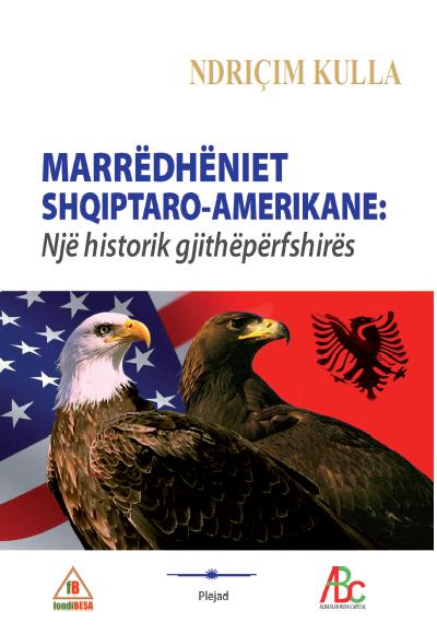Marredheniet Shqiptaro-Amerikane, nje historik gjitheperfshires