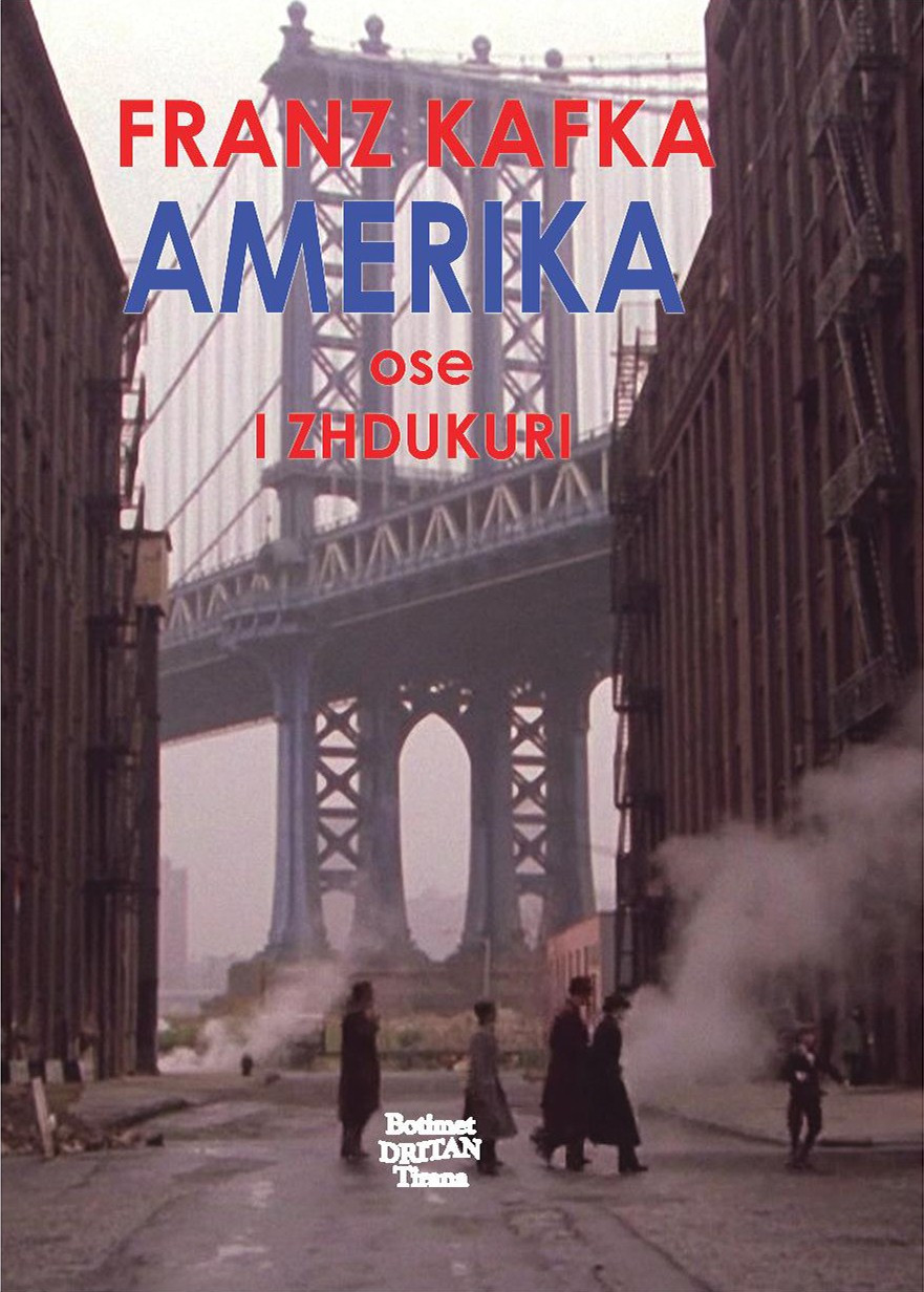 Amerika ose i zhdukuri