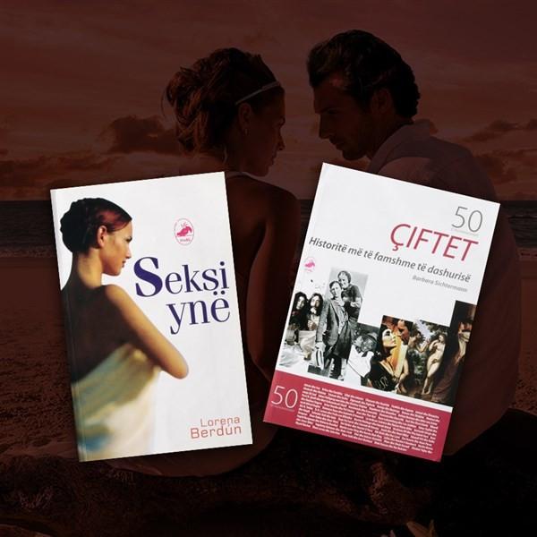 Seksi dhe çiftet – set 2 libra