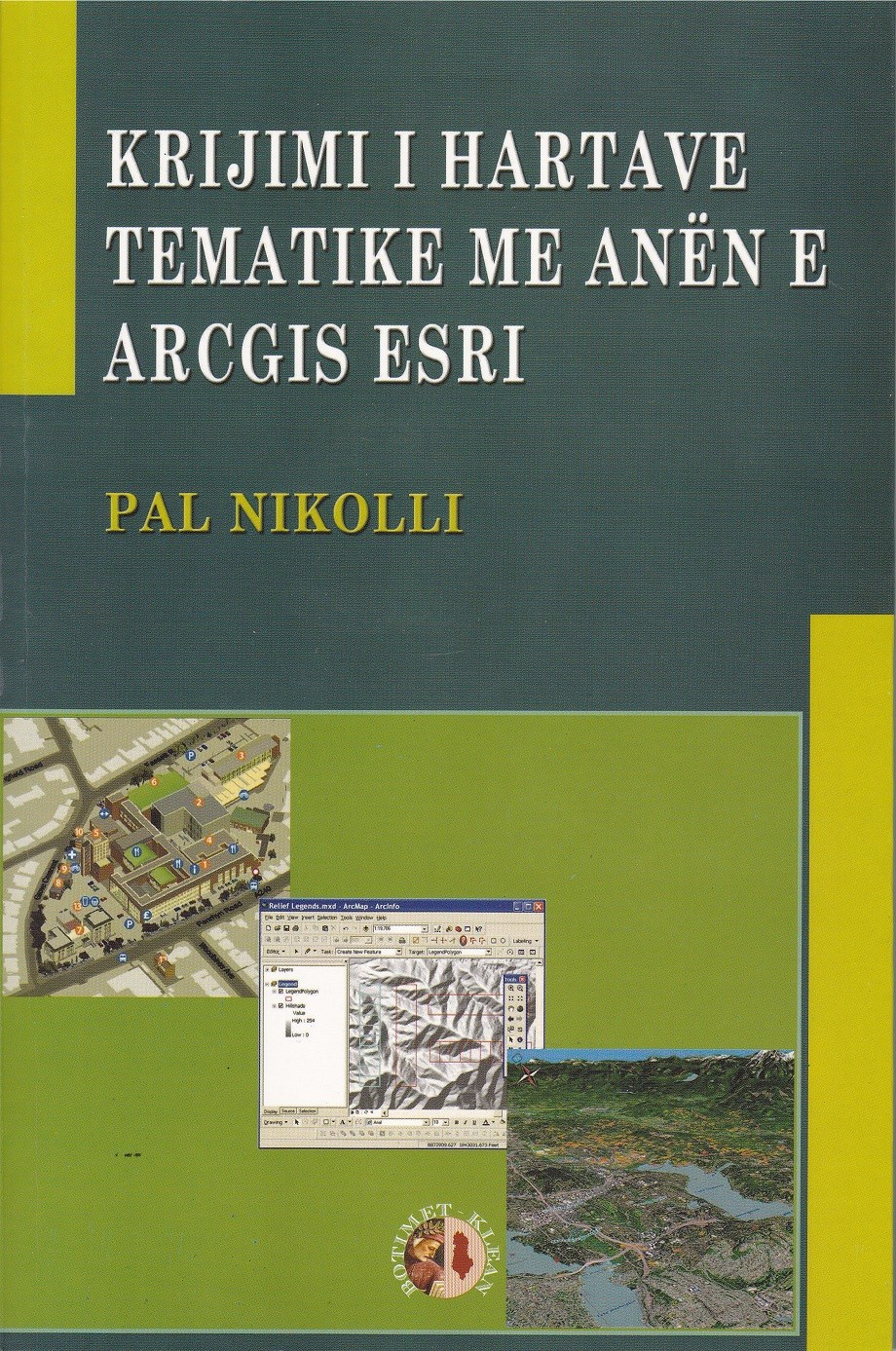 Krijimi i hartave tematike me anen e ArcGRIS