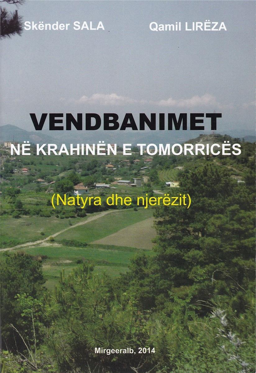 Vendbanimet në krahinën e Tomorricës