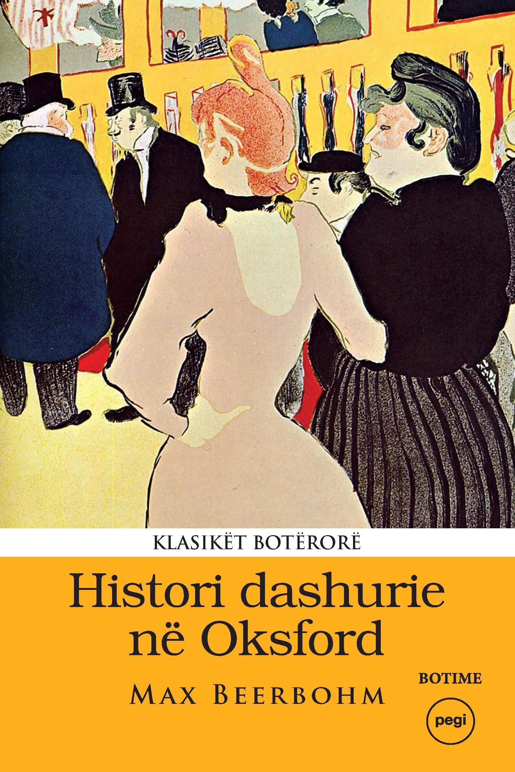 Histori dashurie ne Oksford