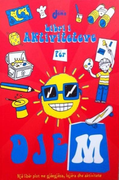 Libri i aktiviteteve per djem