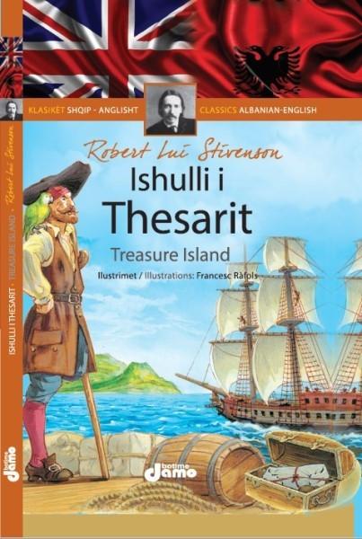 Ishulli i Thesarit Shqip - Anglisht