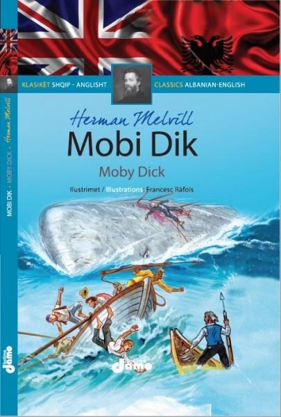Mobi Dik Shqip - Anglisht