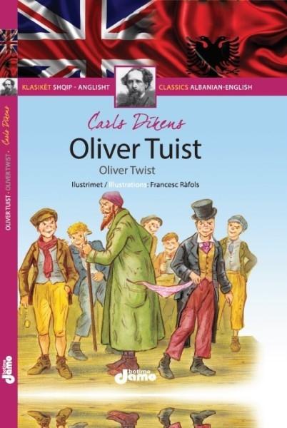 Oliver Tuist Shqip - Anglisht