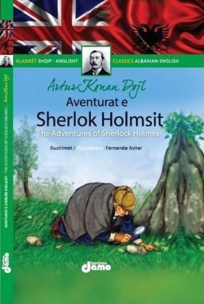 Aventurat e Sherlok Holmsit Shqip - Anglisht
