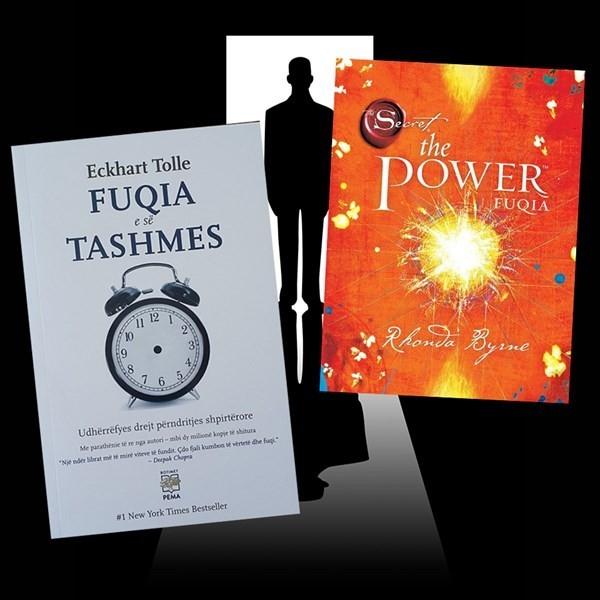 Misteret e Fuqisë - set me 2 libra