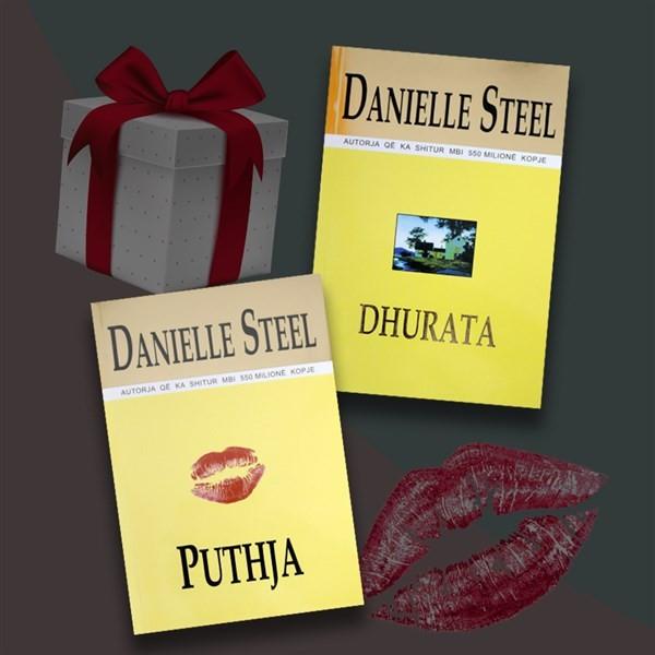 Dy prej dashurive të DS – set 2 romane