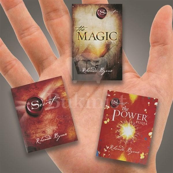 Ke në duar tri sekrete që presin për tu zbuluar! Set 3 libra