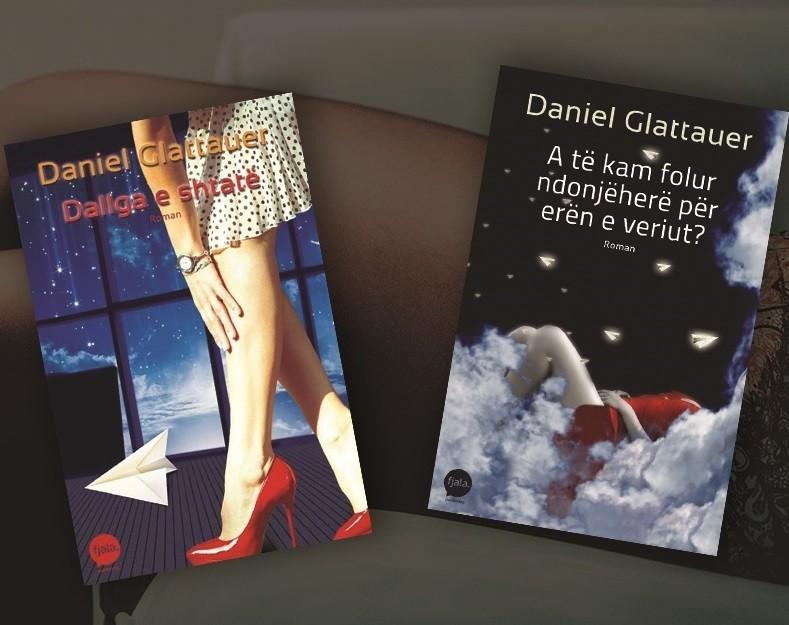 Dashuria virtuale e Daniel Glattauer – set 2 libra