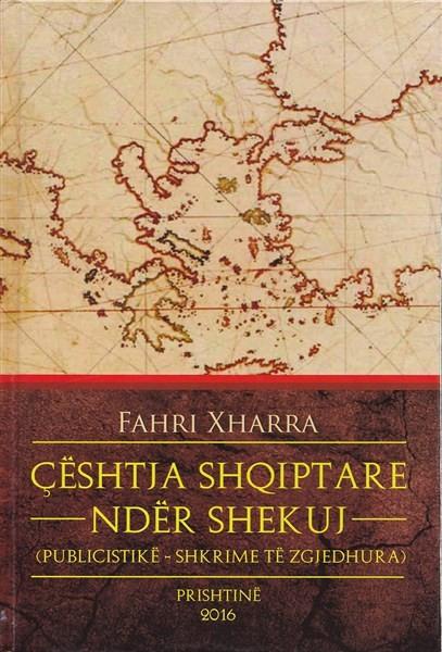 Çështja shqiptare ndër shekuj