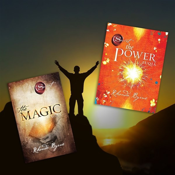 Edhe dy sekrete të tjera magjike nga Rhonda Byrne