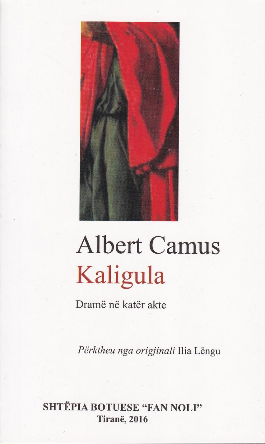 Kaligula : drame ne kater akte