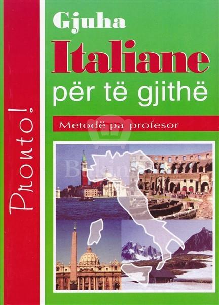 Pronto! Gjuha Italiane për të gjithë