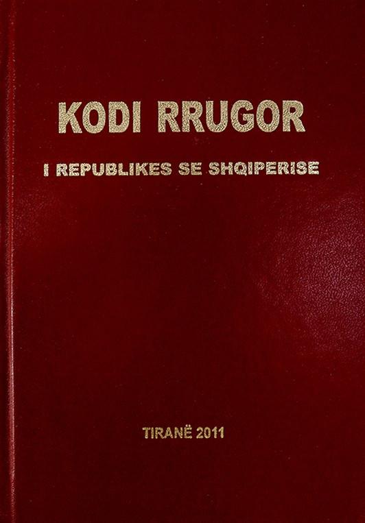 Kodi Rrugor i Republikes se Shqiperise
