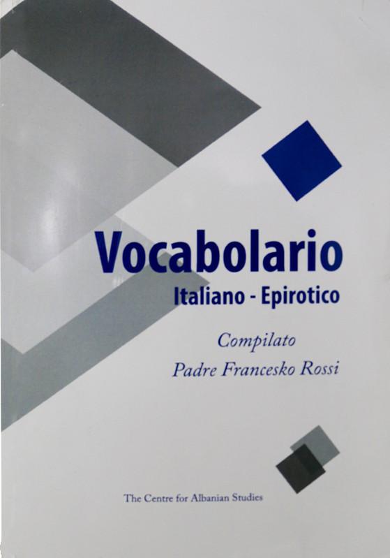 Vocabolario Italiano - Epirotica