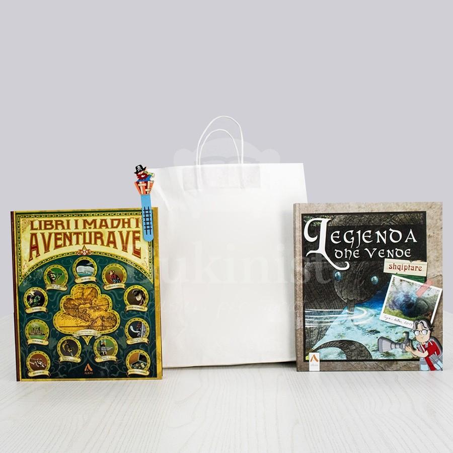 Set Libri i Madh i Aventurave dhe Legjenda Shqiptare