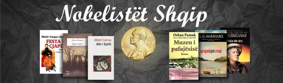 Nobelistet Shqip